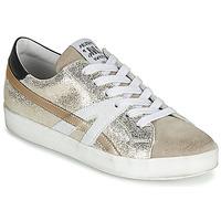 Sapatos Mulher Sapatilhas Meline MEL Ouro