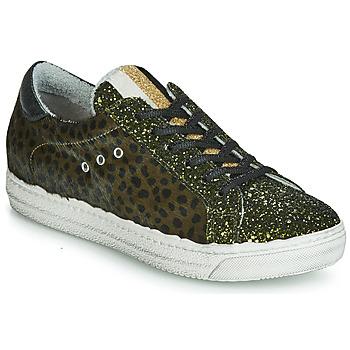 Sapatos Mulher Sapatilhas Meline MILLE Cáqui