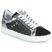 Sapatos Mulher Sapatilhas Meline PAKITELLE Preto