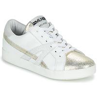 Sapatos Mulher Sapatilhas Meline CRINO Branco