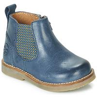 Sapatos Criança Botas baixas Aster STIC Azul