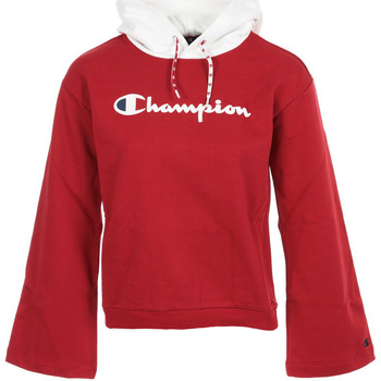 Textil Mulher Sweats Champion Hooded Sweatshirt Wn's Vermelho