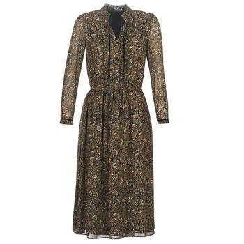Textil Mulher Vestidos curtos Deeluxe SELENA Preto