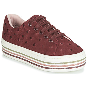 Sapatos Rapariga Sapatilhas Gioseppo FUSSEN Bordô