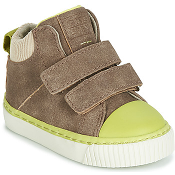 Sapatos Rapaz Sapatilhas de cano-alto Gioseppo ERDING Toupeira