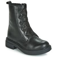 Sapatos Rapariga Botas baixas Gioseppo ABENBERG Preto