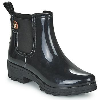 Sapatos Mulher Botas de borracha Gioseppo 40840 Preto