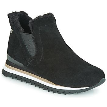 Sapatos Mulher Sapatilhas de cano-alto Gioseppo ECKERO Preto