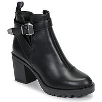 Sapatos Mulher Botins Only BARBARA HEELED Preto