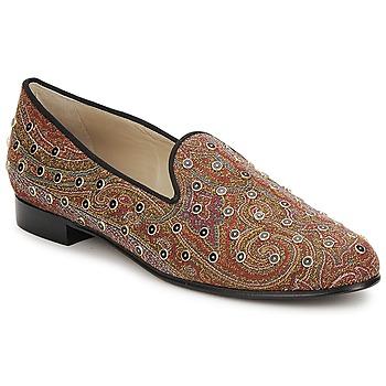 Sapatos Mulher Mocassins Etro BORCHIE Castanho