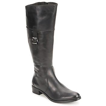 Sapatos Mulher Botas Fidji ERTUNI Preto