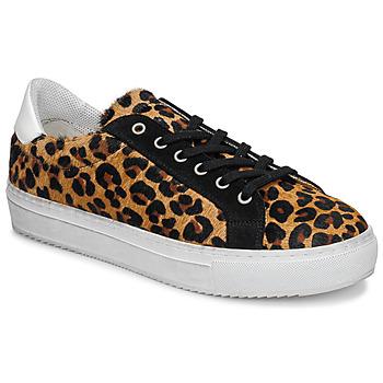 Sapatos Mulher Sapatilhas Ikks BP80245-62 Leopardo