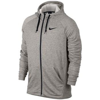 Textil Homem Sweats Nike Dry FZ Fleece Hoodie Trening Cinzento
