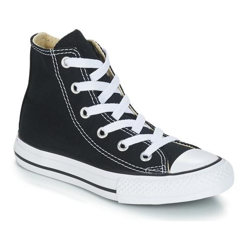 Sapatos Criança Sapatilhas de cano-alto Converse CHUCK TAYLOR ALL STAR CORE HI Preto