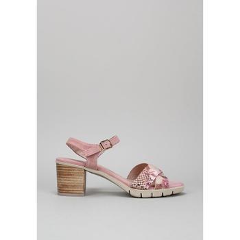 Sapatos Mulher Sandálias Sandra Fontan PERLA Rosa