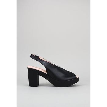 Sapatos Mulher Sandálias Sandra Fontan TAMI Preto