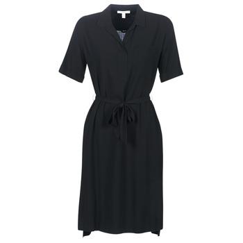 Textil Mulher Vestidos curtos Esprit 079EE1E011-003 Preto