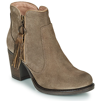 Sapatos Mulher Botins PLDM by Palladium SORTILEG Cinza