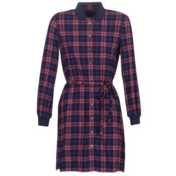 Textil Mulher Vestidos curtos Marc O'Polo 907088121185-K33 Multicolor