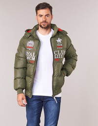 Textil Homem Quispos Geographical Norway AVALANCHE-KAKI Cáqui