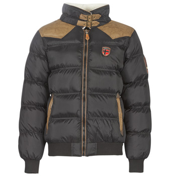Textil Homem Quispos Geographical Norway ABRAMOVITCH-NOIR Preto