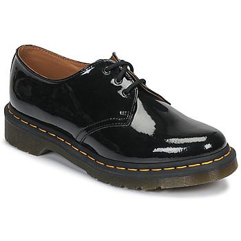 Sapatos Mulher Sapatos Dr Martens 1461 Preto