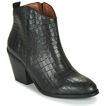 Sapatos Mulher Botins Fericelli LISA Preto