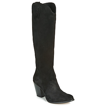 Sapatos Mulher Botas Fericelli LUNIPIOLLE Preto
