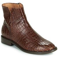 Sapatos Mulher Botas baixas Fericelli LANAELLE Castanho