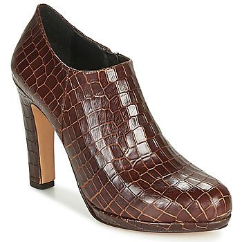 Sapatos Mulher Botas baixas Fericelli OMBRETTA Castanho