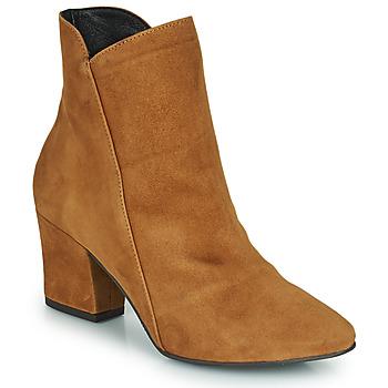 Sapatos Mulher Botins Fericelli JORDENONE Camel