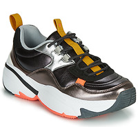 Sapatos Mulher Sapatilhas Victoria AIRE MULTI Preto