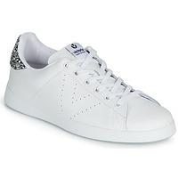 Sapatos Mulher Sapatilhas Victoria TENIS PIEL Branco