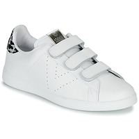 Sapatos Mulher Sapatilhas Victoria TENIS VELCRO PIEL Branco
