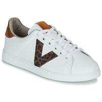 Sapatos Mulher Sapatilhas Victoria TENS PRINT Branco