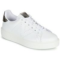 Sapatos Mulher Sapatilhas Victoria UTOPIA RELIEVE PIEL Branco
