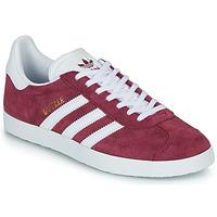 Sapatos Sapatilhas adidas Originals GAZELLE Bordô
