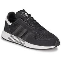 Sapatos Homem Sapatilhas adidas Originals MARATHON TECH Preto
