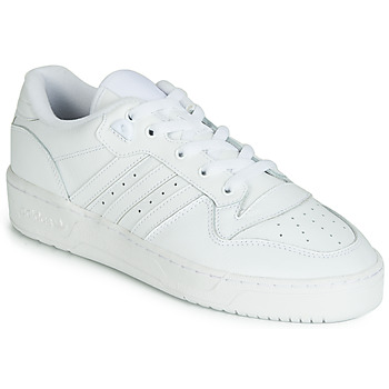 Sapatos Sapatilhas adidas Originals RIVALRY LOW Branco