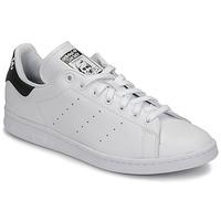 Sapatos Sapatilhas adidas Originals STAN SMITH Branco / Preto