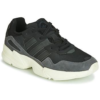 Sapatos Homem Sapatilhas adidas Originals YUNG-96 Preto
