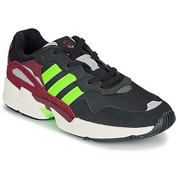 Sapatos Homem Sapatilhas adidas Originals YUNG-96 Preto / Verde
