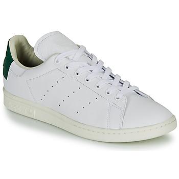 Sapatos Sapatilhas adidas Originals STAN SMITH Branco / Verde
