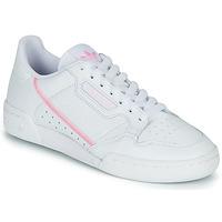 Sapatos Mulher Sapatilhas adidas Originals CONTINENTAL 80 W Branco / Rosa