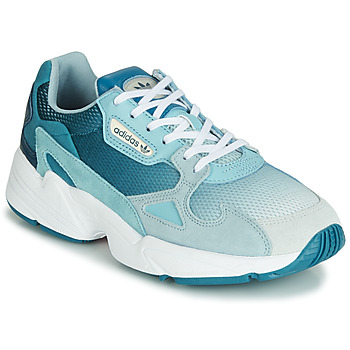 Sapatos Mulher Sapatilhas adidas Originals FALCON W Azul