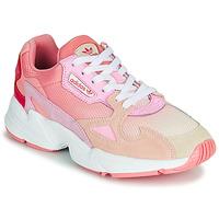 Sapatos Mulher Sapatilhas adidas Originals FALCON W Rosa