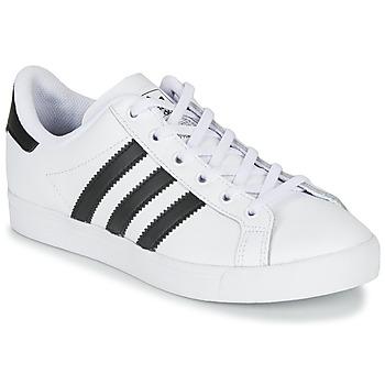 Sapatos Criança Sapatilhas adidas Originals COAST STAR J Branco / Preto