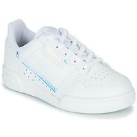 Sapatos Criança Sapatilhas adidas Originals CONTINENTAL 80 C Branco / Azul