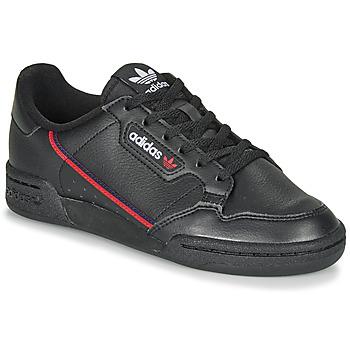 Sapatos Criança Sapatilhas adidas Originals CONTINENTAL 80 J Preto