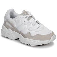 Sapatos Criança Sapatilhas adidas Originals YUNG-96 J Bege